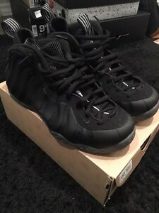 Nike air foamposite West Island Greater Montréal image 1