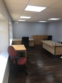 OFFICE TO LET INCLUDE BILL & FREE WIFI CALL NOW TO VIEW