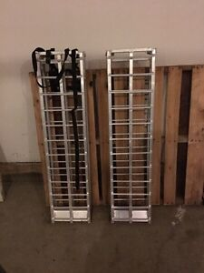 Atv/sled/side by side ramps