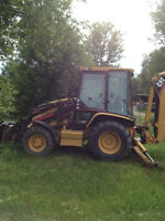 430 Dit Cat Backhoe