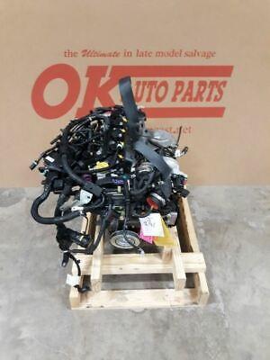 19 2019 FIAT 124 SPIDER URBANA 1.4L TURBO ENGINE MOTOR ASSEMBLY