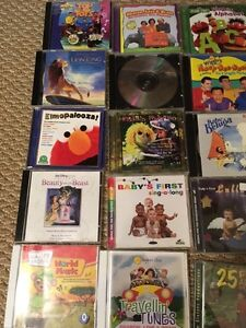 25 Kids Audio CD's only $5 - Need it gone today! Strathcona County Edmonton Area image 2