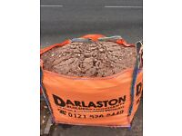 1 Tonne and more of Hardcore/ Ballast
