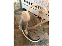 Mamas & Papas Grey swing light chair
