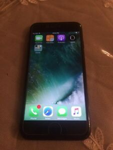 ***Iphone 7 noir mat 128gb**** ROGERS
