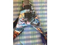 dean dave mustaine signature united abomination