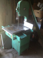 Commercial Hobart meat cutting band saw
