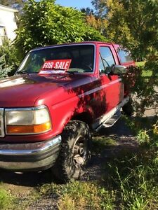 1992 Ford F-150 $1500 or best offer