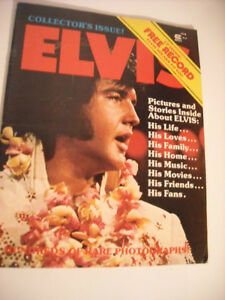 Elvis Presley 4 Magazine Peterborough Peterborough Area image 3