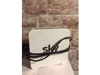 Used sky SR101 internet router