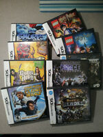 Nintendo DS Games - $15/each