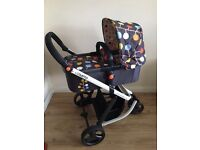 3 in 1, Cosatto Giggle - Good Condition - Can Deliver