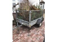 ifor Williams 6x4 ft trailer for sale