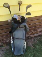 Golf Set with PGF Pro Bag & Cover R$299 Dalkeith Nedlands Area Preview