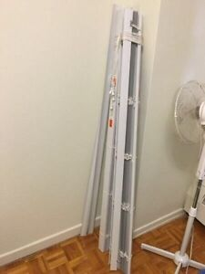 Vertical blinds comes with valance (not cheap flimsy plastic)