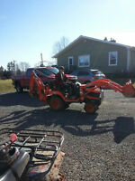 SOLD in less than 2 hours! Kubota BX 25