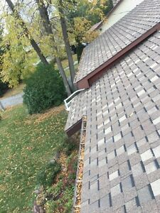 Eavestroughs cleaning  West Island Greater Montréal image 6