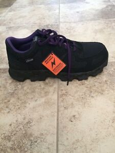 Brand new in box  woman's safety shoes