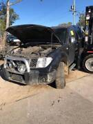 WRECKING******2012 Nissan Navara D40, Thai and Spanish, ALL PARTS Nerang Gold Coast West Preview