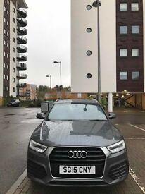 Audi Q3 2016 Diesel 2.0 TDI S Line Navigation 5dr(stop/start) Estate