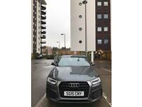 Audi Q3 2016 Diesel 2.0 TDI S Line Navigation 5dr(stop/start) Estate