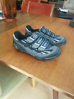 Used Women's Mountain Biking Shoes 6.5US - Best Offer Takes Them