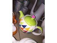 Various teapots