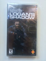 SALE!! New/Sealed Syphon filter - Logan's Shadow PSP
