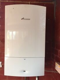 Conventional regular gas boiler Worcester
