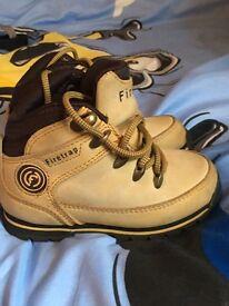 Toddler firetrap boots £10