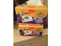 Jolly Phonics hot dogs