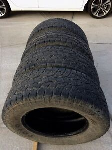 275/65R18 Toyo Open Country