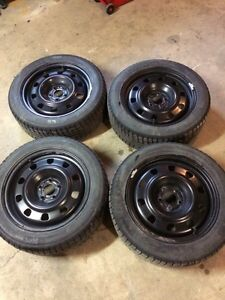 """17""""rims and rubber"""