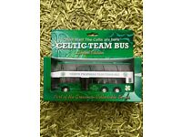 Celtic FC Double Decker Bus limited to 10,000 pieces