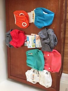 Assortment of Cloth Diaper Covers (brand new)