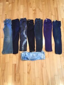 Size 6 girls jeans.