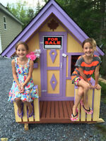Kid's Playhouse For Sale