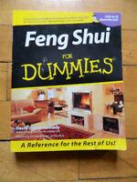 Feng Shui for Dummies Like New