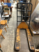 Used Lift-Rite Pallet Jack for SALE
