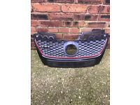 Vw golf front grille