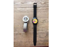 Cartoon Network and Big Breakfast watches