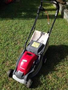 Honda HRE370 Electric Lawn Mower Hornsby Hornsby Area Preview