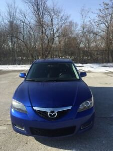 MAZDA 3 2009 GS 2.0 JUST 126000 KM!! WITH SEFTAY &ETEST