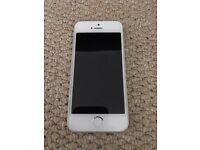 iPhone 5s - 16gb - White - on EE
