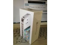 Iphone 4s, 32gb, White, Brand NEW SEALED, UNLOCKED to any network.