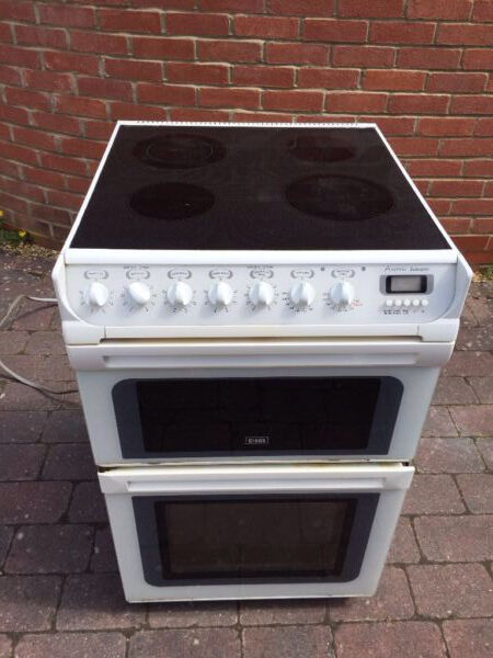 Creda Electric Freestanding Cooker With Ceramic Hob Model