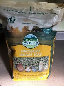 Orchard Grass Hay for small animals