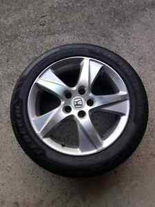 "Honda Accord Euro Wheels 17"" x 4 Alexander Heights Wanneroo Area Preview"