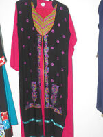 Pakistani and Indian Women Clothing