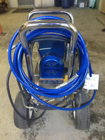Graco 300 Electric Commercial Paint Sprayer - Private Sale